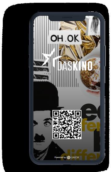 Menú digital para el restaurante - Daskino